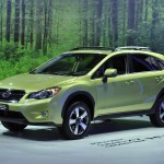 SUBARU's FIRST-EVER PRODUCTION HYBRID MODEL