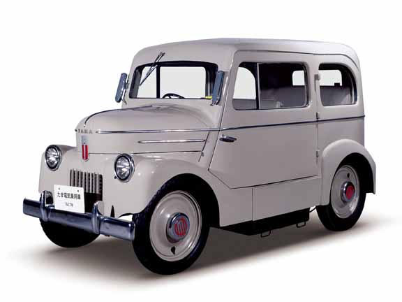 1947 Tama Electric Car