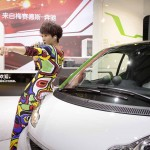 GREEN LIGHT FOR GREEN CAR IN CHINA