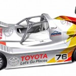 TOYOTA AIMS FOR THE TOP AGAIN