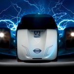NISSAN UNVEILS WORLD'S FASTEST ELECTRIC RACING CAR