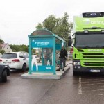 WORLD'S FIRST EURO 6 GAS TRUCK