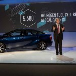 TOYOTA OPENS THE DOOR TO THE HYDROGEN FUTURE