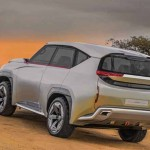 MOST FUTURISTIC CONCEPT FROM MITSUBISHI