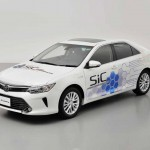 TOYOTA TEST MAKES HYBRIDS MORE EFFICIENT