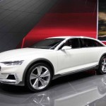 THIRD ITERATION OF THE AUDI PROLOGUE CONCEPT
